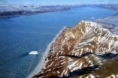 <h5>Aerial-View-near-Arctic-Bay-D4S0436</h5>
