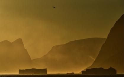<h5>Sunrise-entering-Karrat-Fjord-Greenland-D813104</h5>