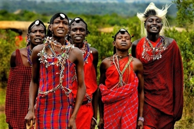 <h5>Kenya-Masai-Warriors</h5>