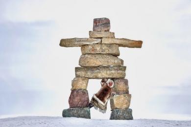 <h5>Simon-and-Inuksuk-Igloolik-Nunavut</h5>