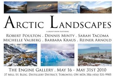 <h5>Arctic Landscapes</h5>