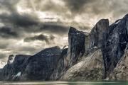 <h5>Sam Ford Fjord, Nunavut</h5>