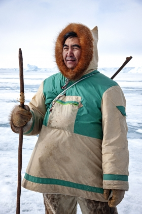 <h5>Arctic Bay Inuit Hunter 027</h5>