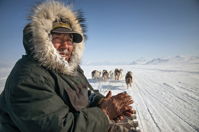 <h5>Dog Musher 1475 Pond Inlet Nunavut</h5>