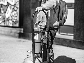 PLANET HOPE SERIES BLACK AND WHITE PORTRAITS OF PEOPLE LIVING THROUGH COVID-19 PANDEMIC 2020